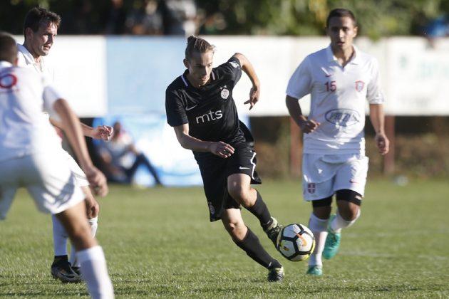 Luka Đorđević je debitovao za Partizan, otišao u Lokomotivu Zagreb i nestao sa fudbalske mape