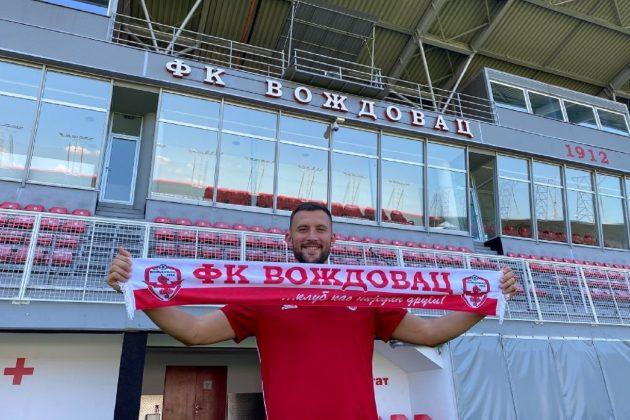 Nikola Stanković novi je fudbaler Voždovca