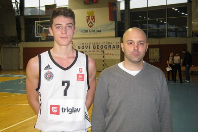 Stefan Adžić novi je košarkaš Novog Pazara