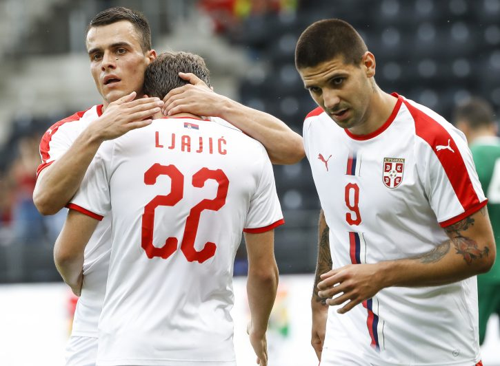 Seoba srpskih fudbalera, gde će Dmitrović, Ivanović, Grujić, Ljajić, Kostić, Mitrović, Sergej