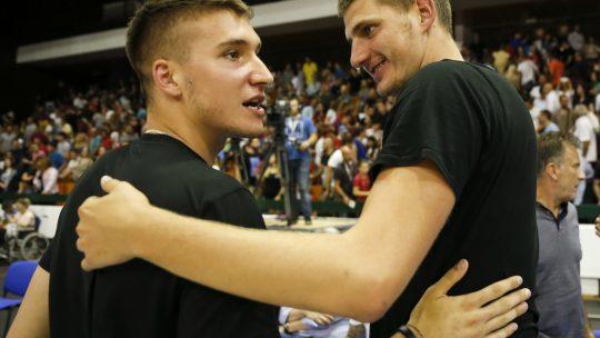 Jokić i Bogdan, srpski NBA asovi