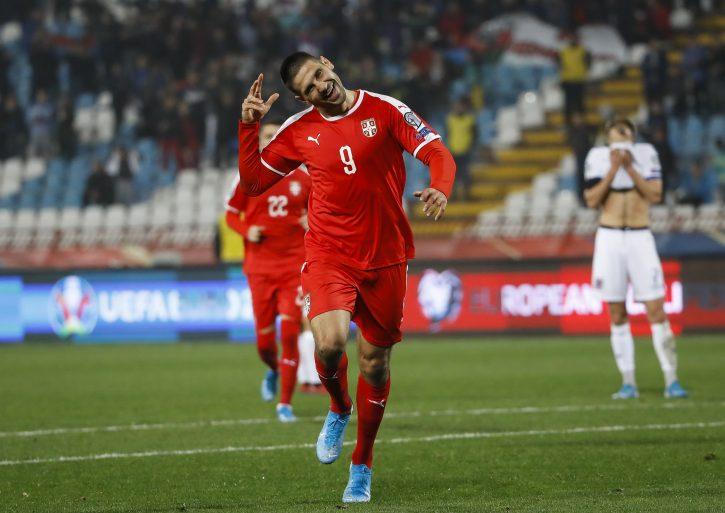 Aleksandar Mitrović je opsednut golovima