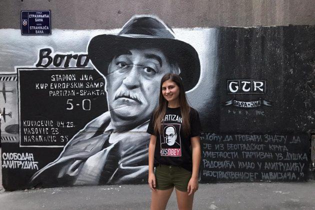 Slađana Jevtić Partizan