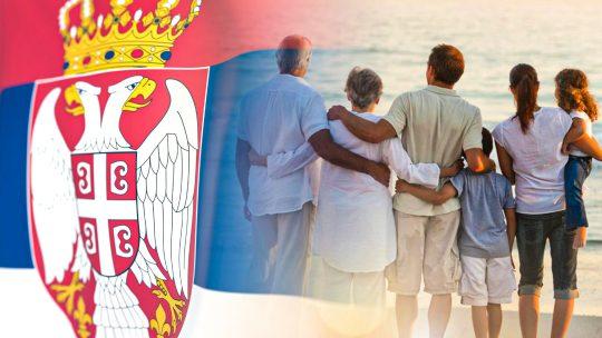 Tmurna slika Srbije mladi