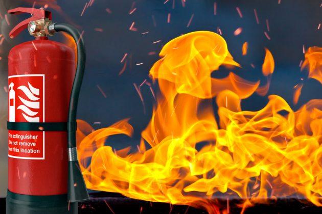 Opasnost od požara, Oprezno sa vatrom