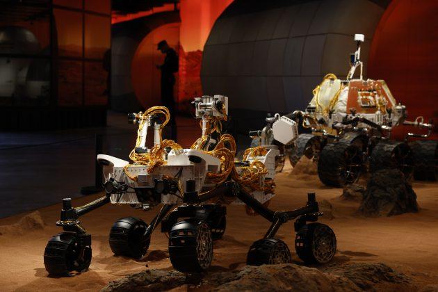 Kineski rover za Mars