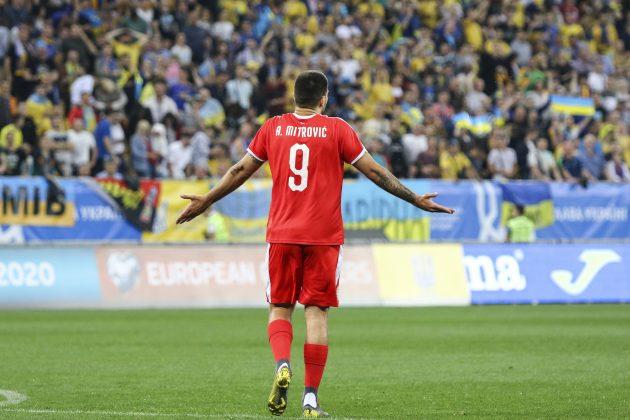 Aleksandar Mitrović lakše je povređen i trebalo bi da zaigra za Fulam u revanšu plej-ofa sa Kardifom