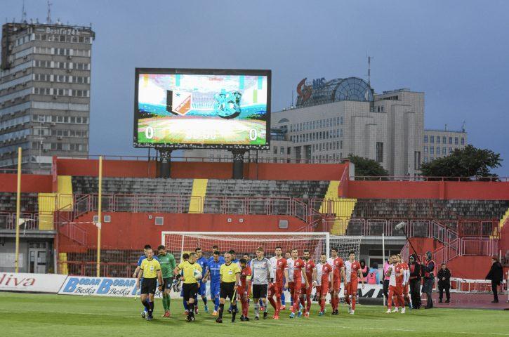 Superliga za sezonu 2020/2021. počinje bez publike