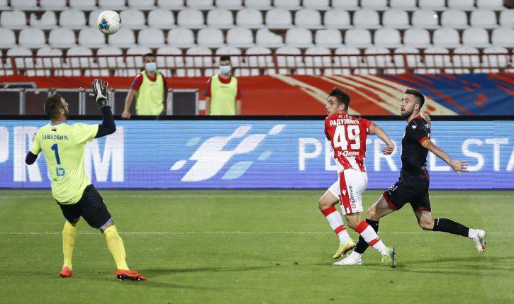 Andrija Radulović postigao je poslednji gol u pobedi nad Borcem iz Banjaluke