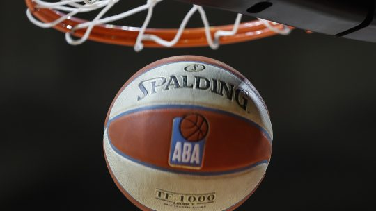 košarkaška lopta ABA liga