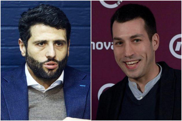 Aleksandar Šapić, Dobrica Veselinović kombo