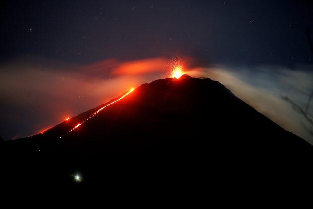 Vulkan Pakaja