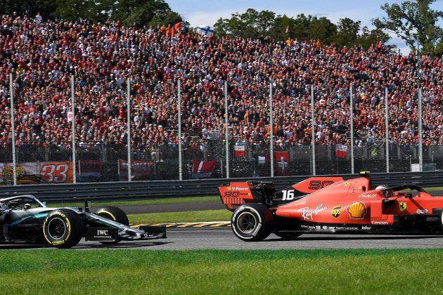 Trka Formule 1 u Monci bez publike