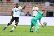 Luka Jović na utakmici protiv Valensije