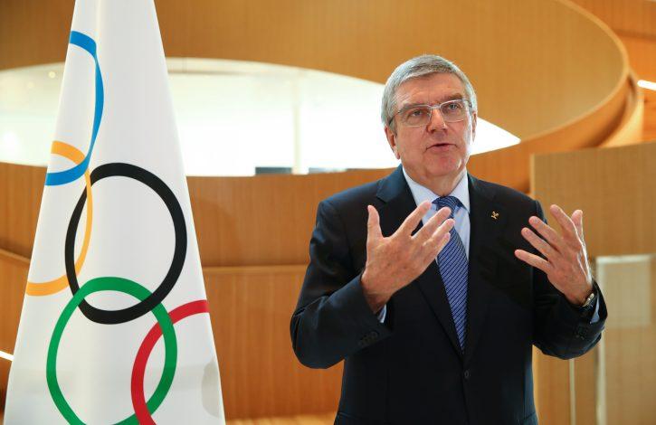 Tomas Bah o održavanju Olimpijskih igara u Tokiju 2021. godine