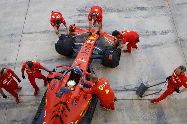Ferari se oprostio od ove sezone, očekuje dobre rezultate tek od 2022. u Formuli 1
