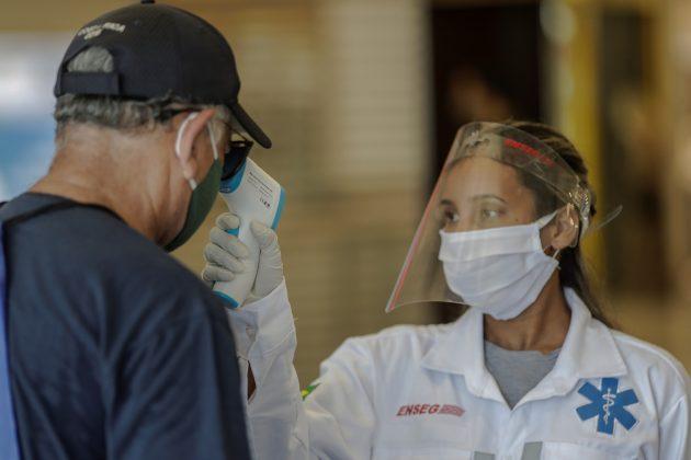 Brazil, koronavirus