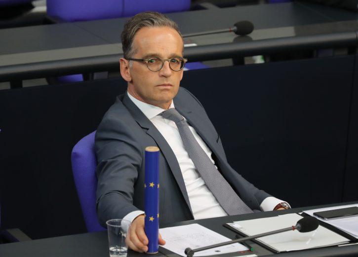 Nemački ministar spoljnih poslova Hajk Mas