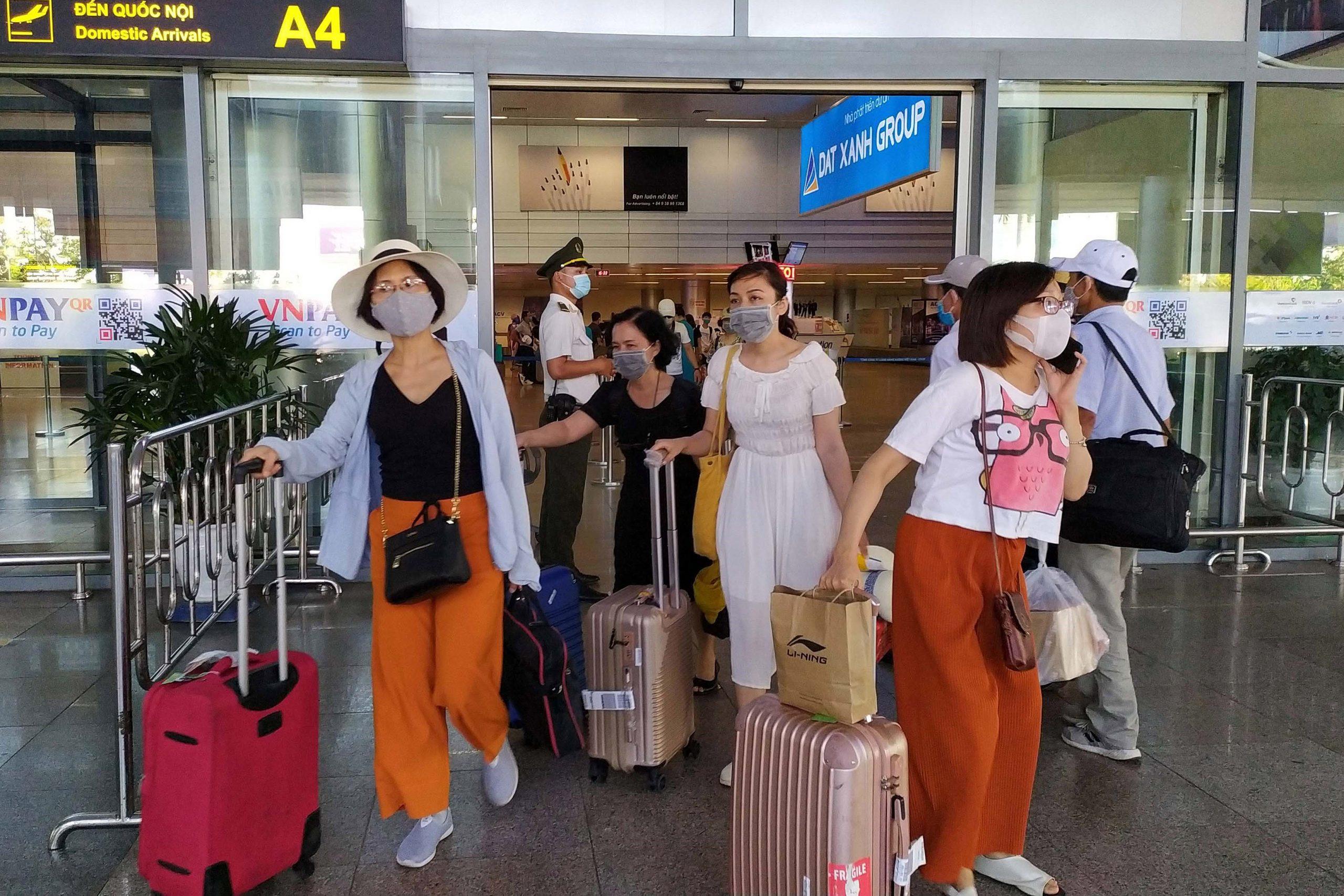 vijetnam koronavirus, evakuacija