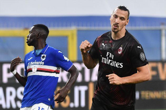 Ibrahimović blistao u pobedi Milana