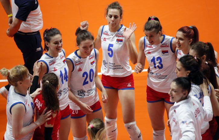 Odbojkašice Srbije znaju raspored na Olimpijskim igrama u Tokiju