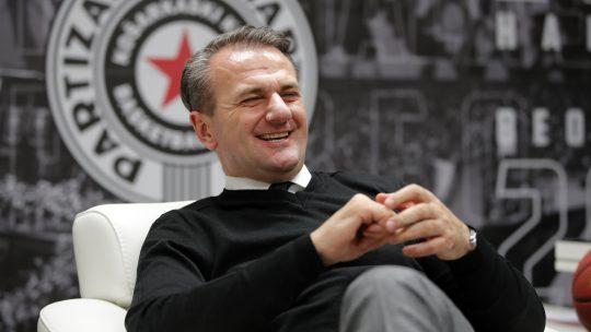 Ostoja Mijailović o Partizanu, Evrokupu, odnosu Crvene zvezde i FMP u ABA ligi