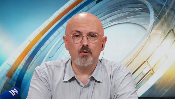 Prof dr Oliver Stojković