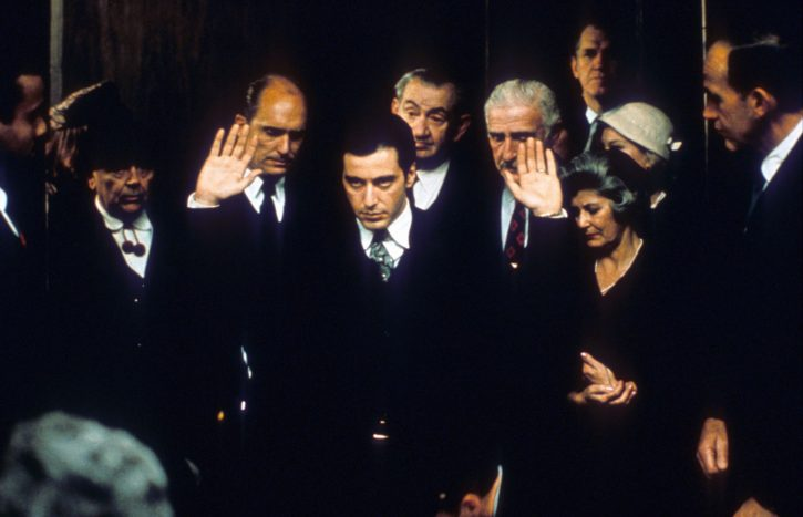 THE GODFATHER, Kum, film