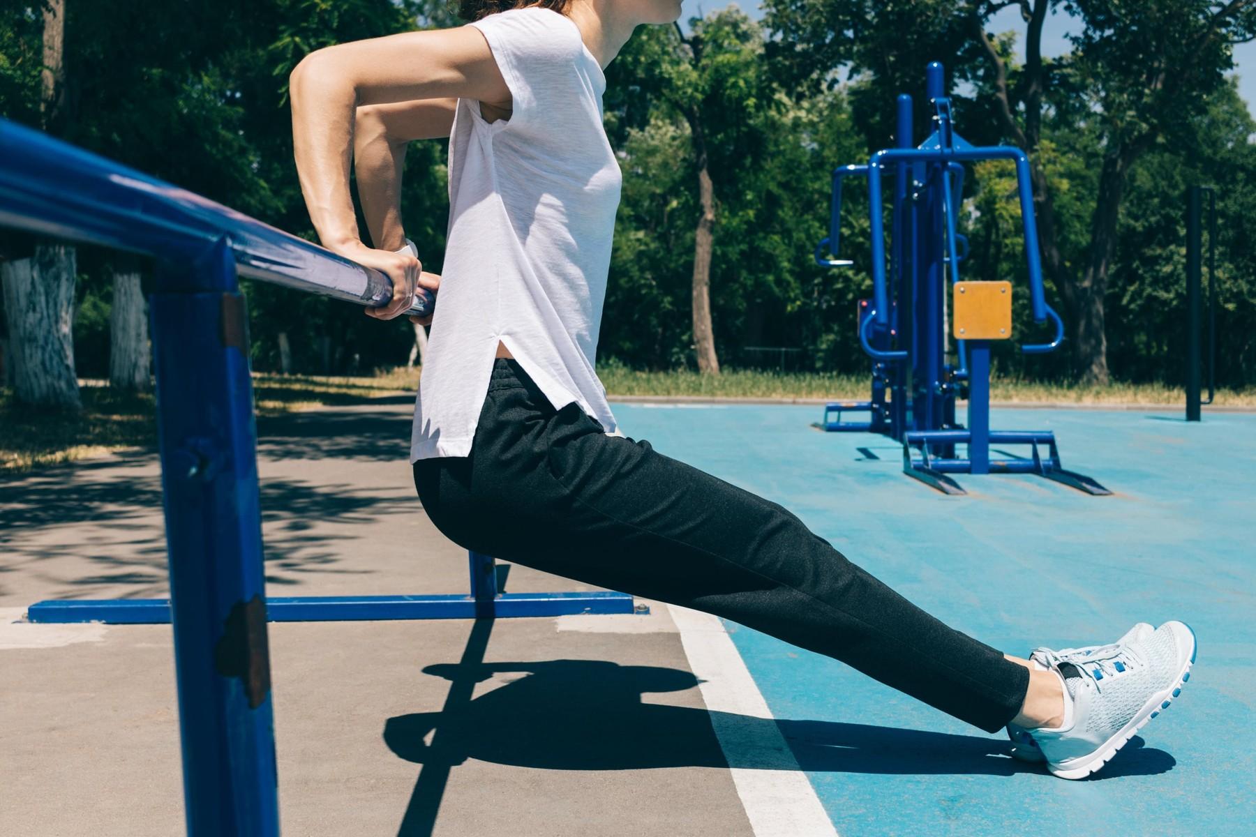 vežbe za tricepse