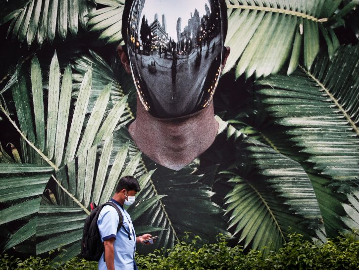 Mural u Kuala Lumpuru