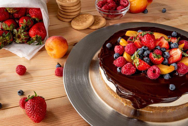 čokoladna ferrero torta