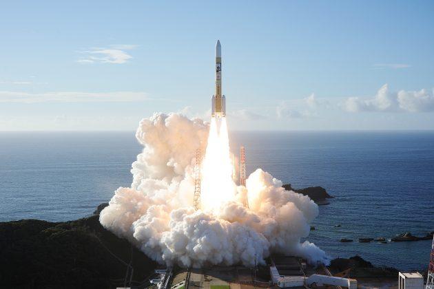 Lansiranje rakete