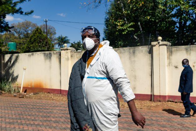 Houpvel Činono Zimbabve