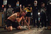 Portland, protest, black lives matter
