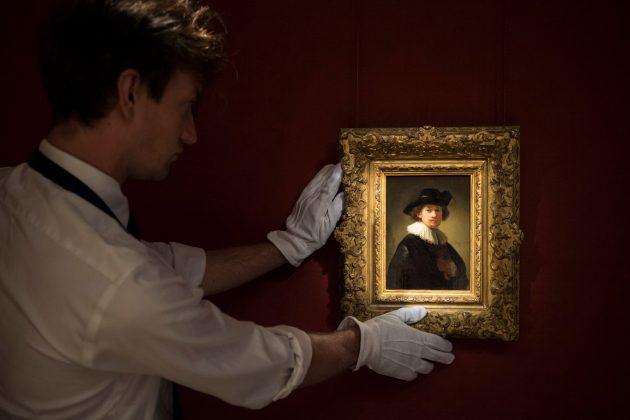 Rembrant, autoportret
