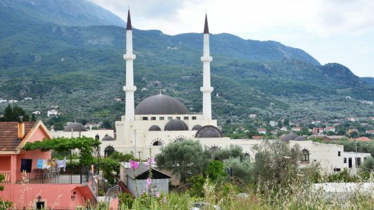 džamija, Bar