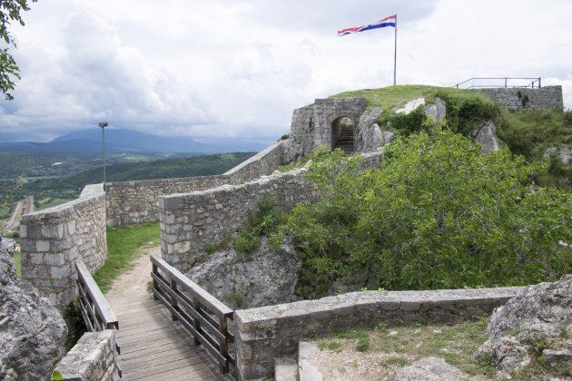 Knin, tvrđava