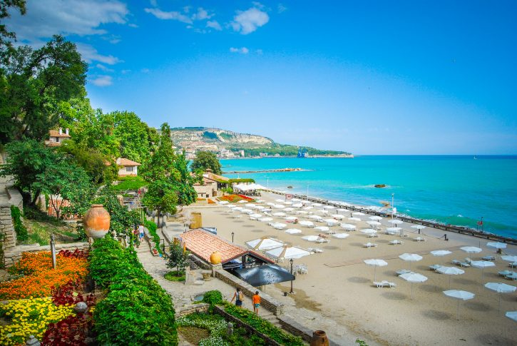 Sunny Beach, Bugarska