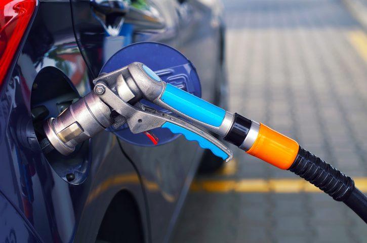 vožnja na plin