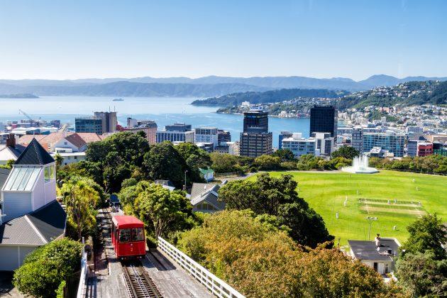 Novi Zeland, Velington