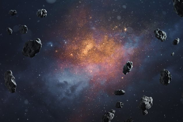 Asteroid, asteroidi