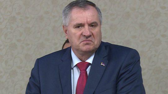 Premijer Repubike Srpske Radovan Višković