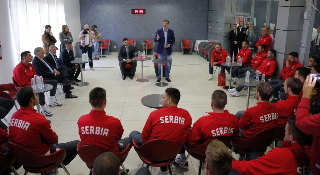 Vučić je među prvima dobio indeks