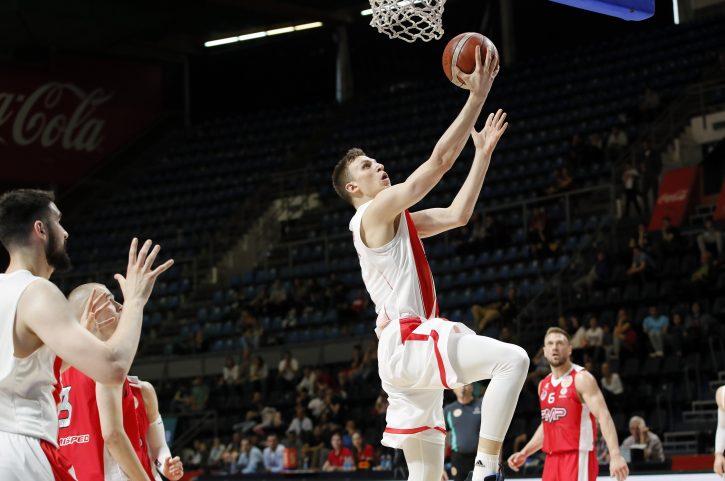 Aleksa Radanov vratio se iz FMP u Crvenu zvezdu