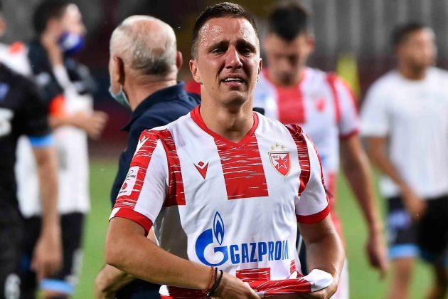 Branko Jovičić odlazi iz Zvezde u Rusiju