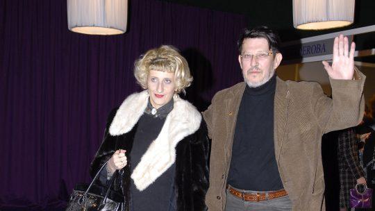 Isidora Bjelica i Nebojsa Pajkic