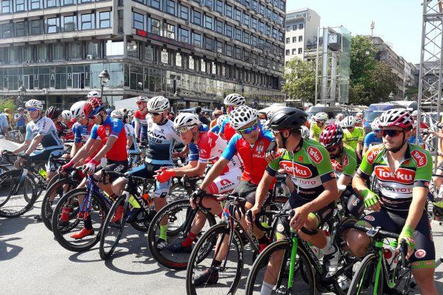 Biciklistička Trka kroz Srbiju