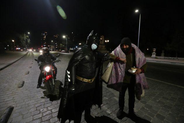 Betmen dobročinitelj Čile