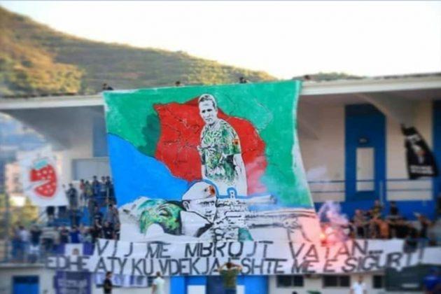 Pretnje navijača Tirane pred meč sa Crvenom zvezdom, UČK, zastava Velike Albanije, presečena jagoda