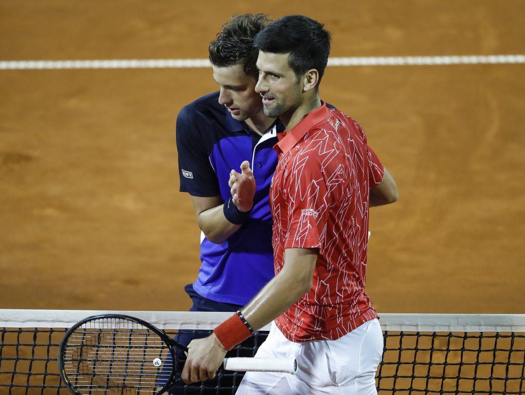 Novak Đoković i Filip Krajinović igraju protiv Sandgrena i Fucoviča u 3. kolu mastersa Sinsinati